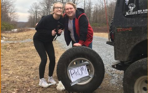 Eagle Eye Promposal Contest: Spare Me the Pain of Going Alone