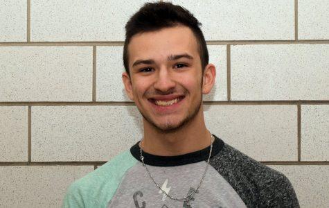 Austin Shuey – Grade 12