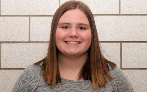 Emma Hoover – Grade 10