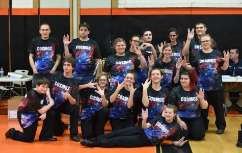 Tyrone Indoor Percussion Places First; Colorguard Places Third at Huntingdon