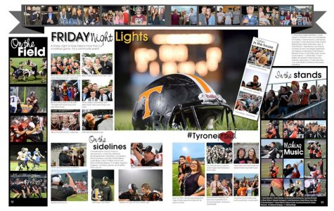 Big Changes For the 2017 Tyrone Eagle Yearbook