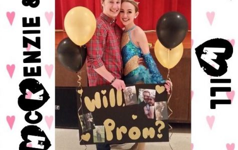 Eagle Eye Promposal Contest: I Get to Love you