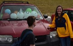 Eagle Eye Promposal Contest: 200 Balloons Later