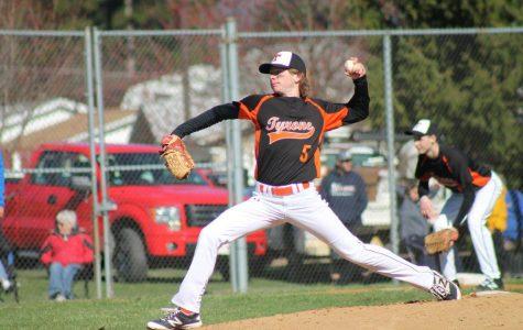 Golden Eagle Baseball Wins Backyard Brawl