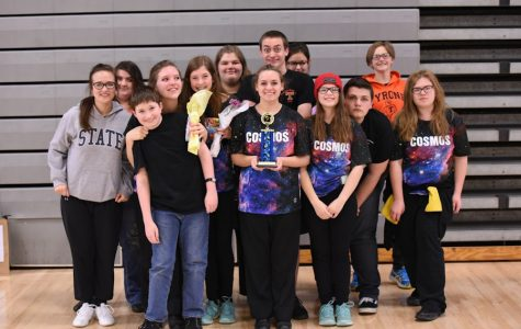 Tyrone Indoor Percussion Places First And Guard Places Fifth At Johnstown