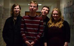 Senior Spotlight: Mrs. Davis' Students