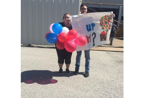 Eagle Eye Promposal Contest: A Sweet Promposal