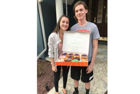 2017 Eagle Eye Promposal Contest Winners