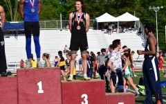 District VI Track & Field Championships: Boys Finish Top Ten; Send Two to States