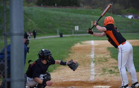 Varsity Baseball Ends Season 5-13; Builds for the Future