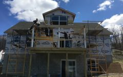 Building for the Future: TASD House Project Making Steady Progress