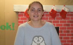 January Teacher of the Month: Ms. Gabrielle McLarren