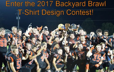 Enter the Backyard Brawl T-Shirt Contest