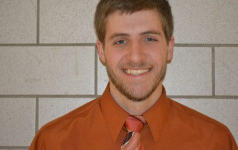 April Renaissance Teacher of the Month: Mr. Garrett Tanner