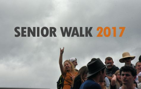 Photo Slideshow: Senior Walk 2017