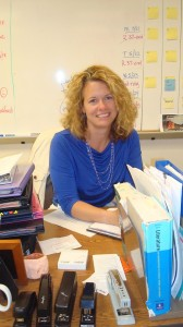Mrs. Kristen Pinter Named as New Middle School Principal
