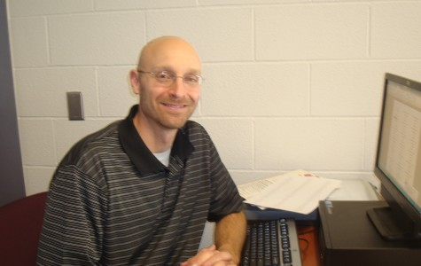 January 2013 Teacher of the Month: Mr. Eric Feather