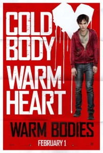 Movie Review: Warm Bodies – Love You to Death