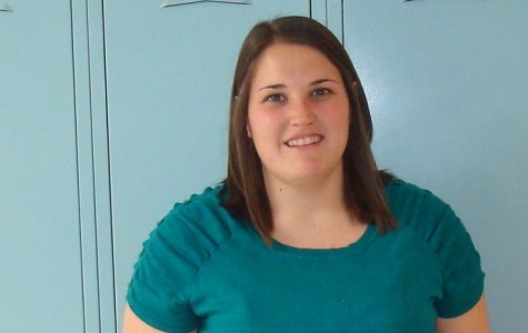 December 2012 Teacher of the Month: Ms. Tiffany Bradford
