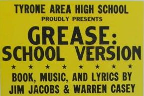 Grease Premieres at Tyrone High