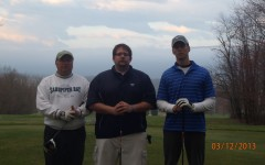 Teachers Beat Deans of Students on the Links