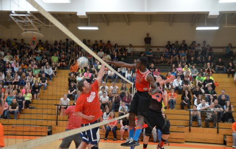 Photo Essay: Students vs. Faculty Volleyball – May 10, 2013
