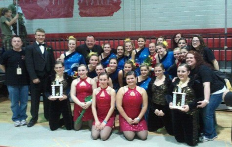 TAHS dance, color guard, and majorette teams travel to Wildwood NJ for championships