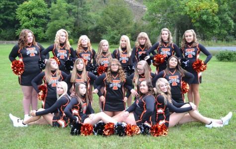 Cheerleading squad gets a fresh start