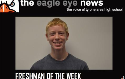 Freshman of the Week: Kenny McKernan