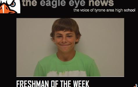 Freshman of the Week: Corey Hunter