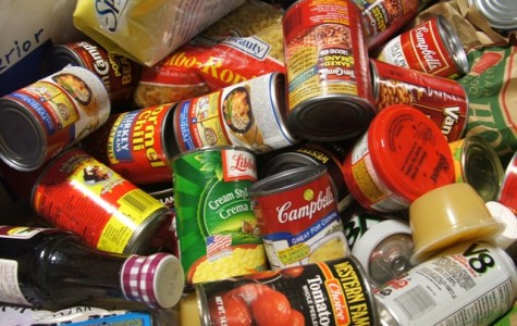 TAHS library now accepting food for fines