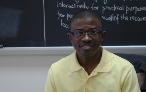 TAHS teacher's inspiring journey from west Africa to Tyrone High School