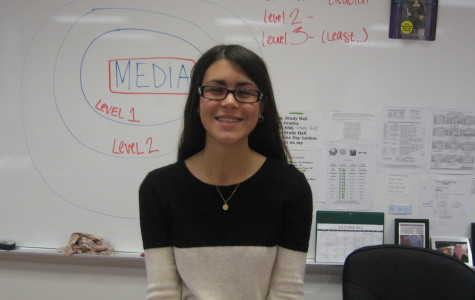 Student teacher from Bucks County enjoys her experience at Tyrone