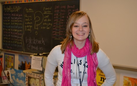 Philadelphia native enjoys student teaching in Tyrone