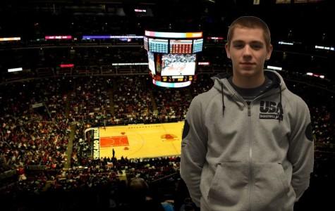 Athlete of the Week: Brandon Gripp
