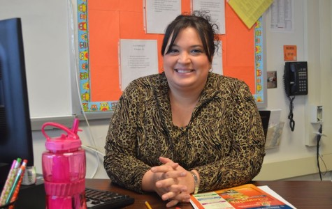 Checking in with new business teacher Amanda Winfield