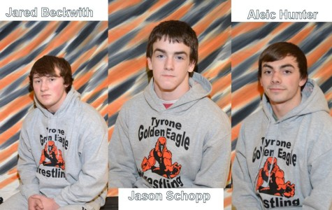 Athletes of the Week: Jason Schopp, Jared Beckwith, and Aleic Hunter