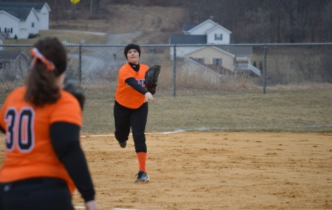 Tyrone softball drops two, but shows improvement