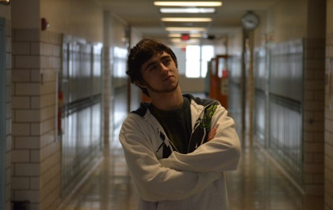 Senior Spotlight: Brandon Harpster