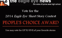Vote for the 2014 Short Story Contest People's Choice Award