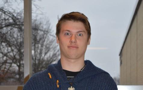 Senior of the Week: KYLOR WESTBROOK!