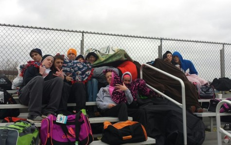 Voyzey medals in three events at Brookeville Invitational