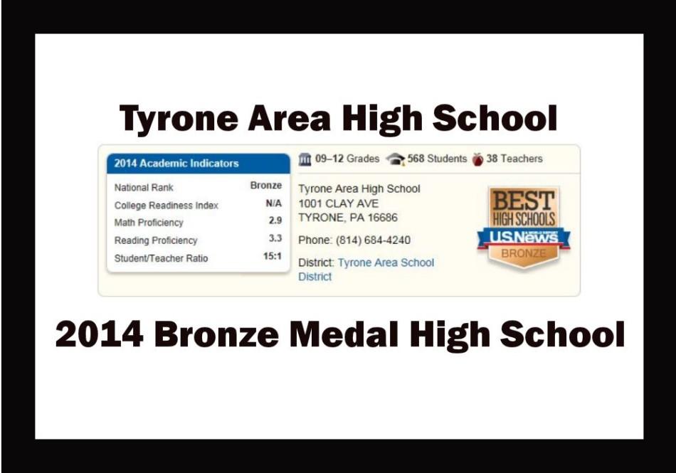 TAHS+wins+its+third+US+News+Best+High+Schools+bronze+medal