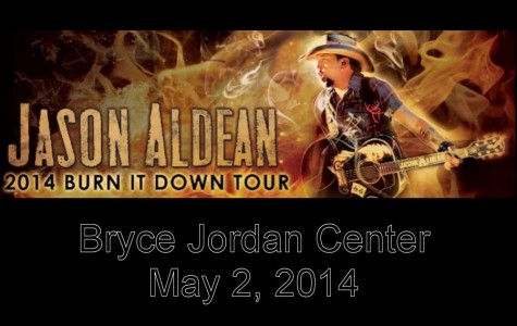 Nathan's Music Review: Jason Aldean's Burn It Down Tour