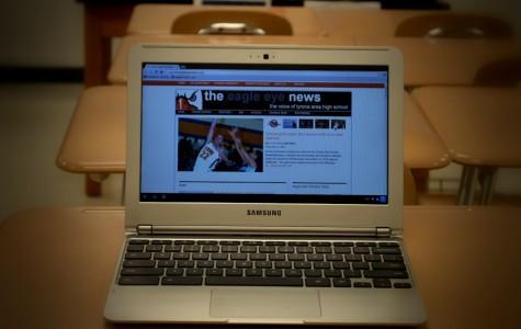 Chromebooks return to Tyrone Area High School