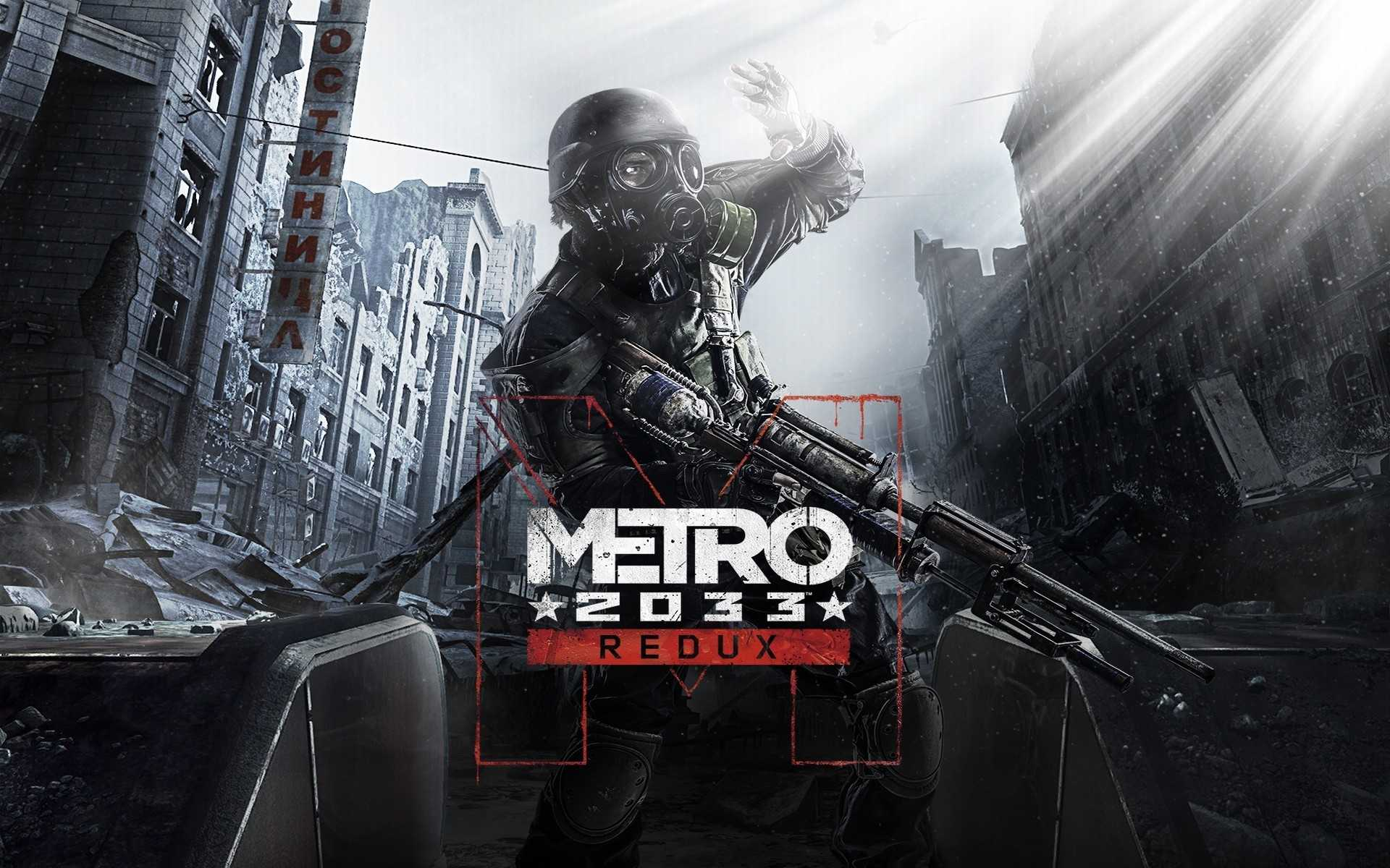 game review  metro 2033 redux  u2013 tyrone eagle eye news