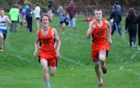 Cross Country team performs well at league championship