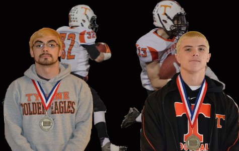 Athletes of the Week: Aleic Hunter and Nick Getz
