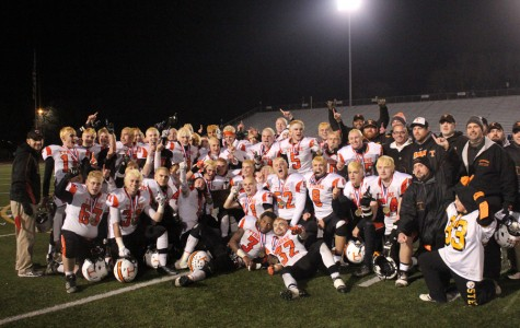 Athletes of the Week: The Tyrone Varsity Football Team
