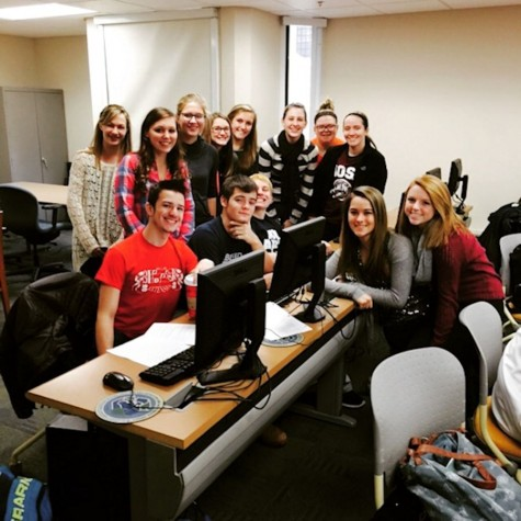 Honors history classes do research at Penn State Libraries